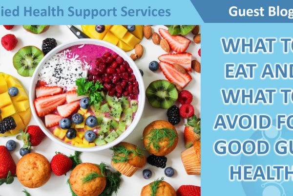 Foods to avoid for good gut health blog