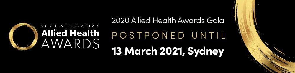 Allied Health Awards Gala