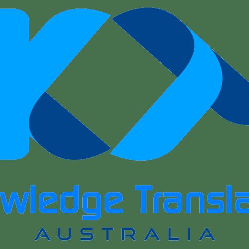 Knowledge Translation Australia Logo