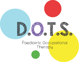 DOTS Paediatric Occupational Therapy Logo
