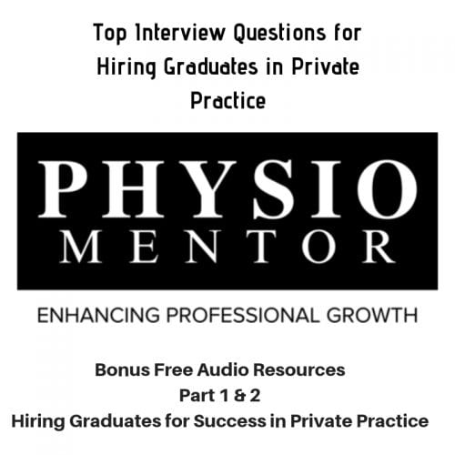 Private practice resource in Allied Health Businesses