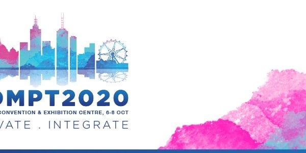 IFOMPT 2020 banner