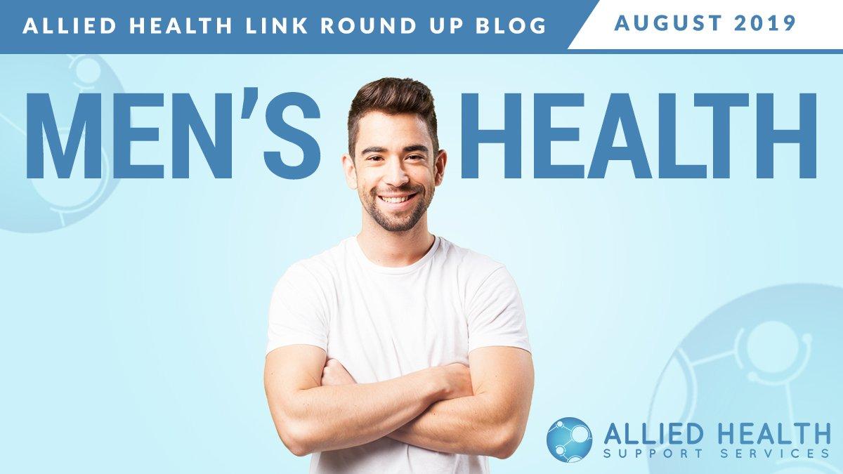 Allied Health Link Round Up Blog- August 2019