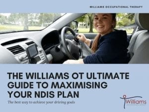 NDIS guide for driving