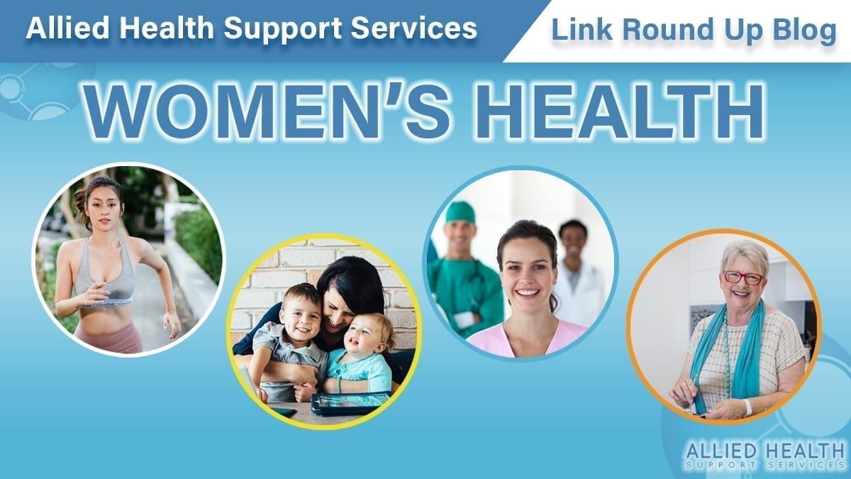 Allied Health Link Round Up Blog- September 2019