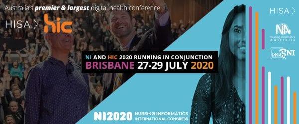 digital health conference Banner