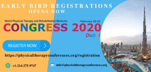 PTRM 2020_Physiotherapy conferences banner