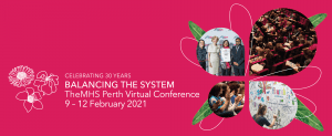 30th TheMHS Perth Conference Banner