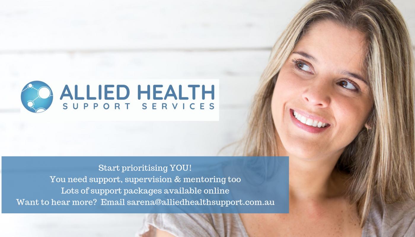 AHSS Support Advert Banner
