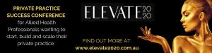 Elevate2020 banner