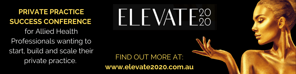Elevate2020 banner