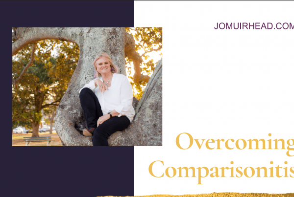 Overcoming comparisonitis