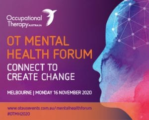 OT Mental Health Forum 2020