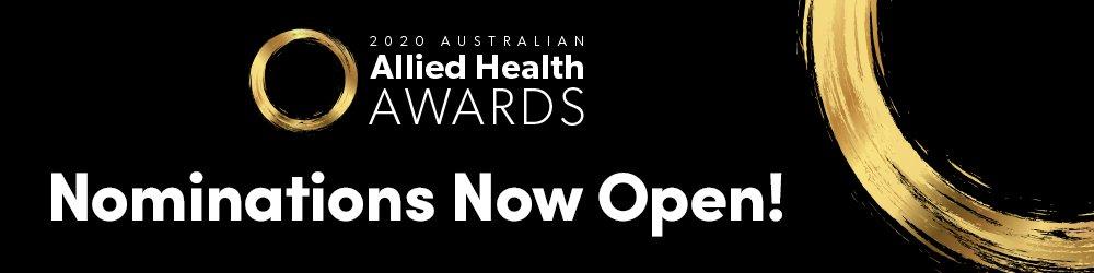 Allied Health Awards