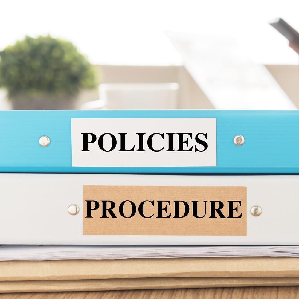 The How-to of Policies & Procedures