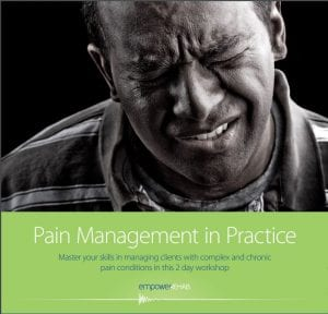 Pain management in practice