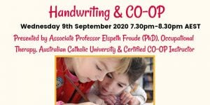 'Handwriting & The CO-OP Approach