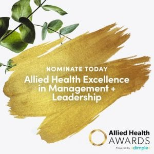 Australian Allied Health Awards 2020-2021
