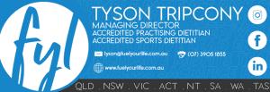 Tripcony, Tyson