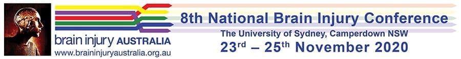 8th National Brain Injury Conference