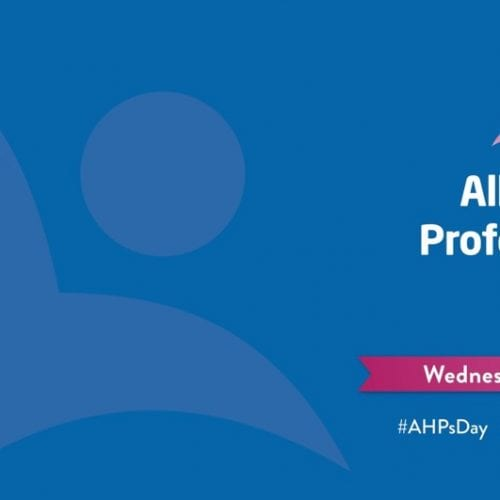 Allied Health Professionals Day 2020