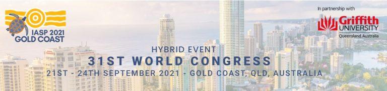 31st World Congress Banner