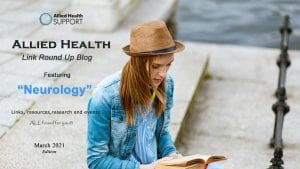 Allied Health Link Round Up Blog