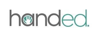 Handed logo